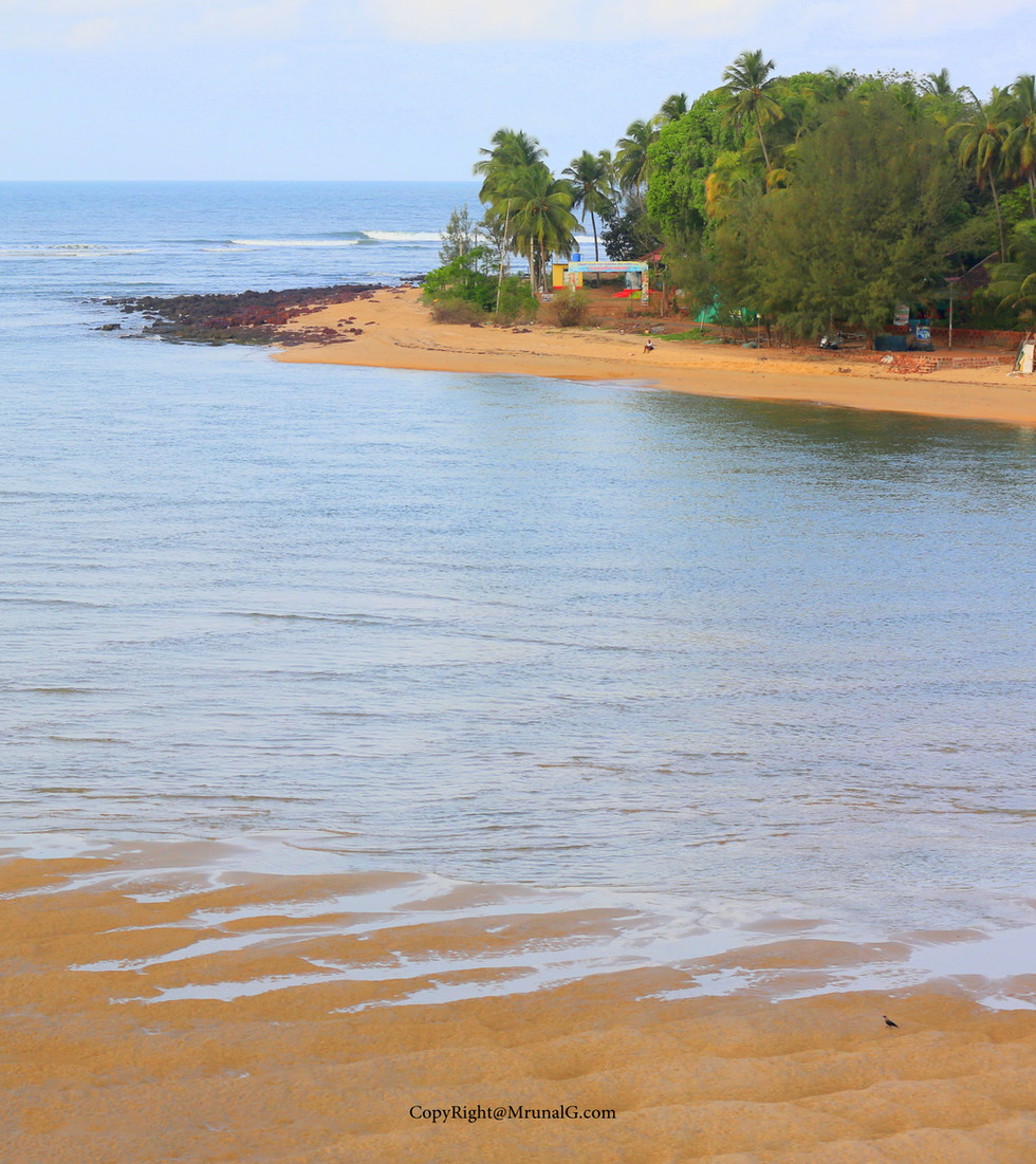 3.5 Houses on the Taramumbri beach