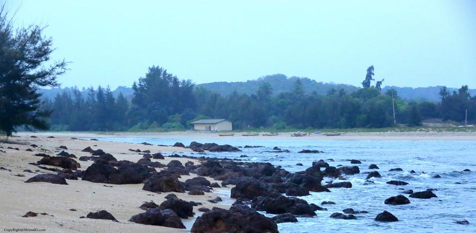 Taramumbri beach