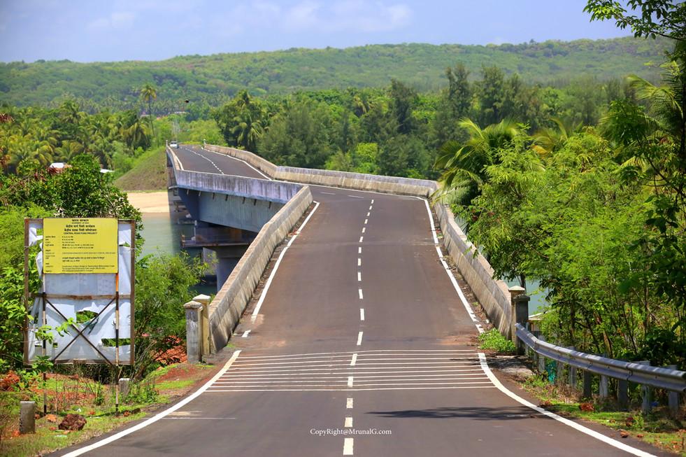 Mithmumbari bridge
