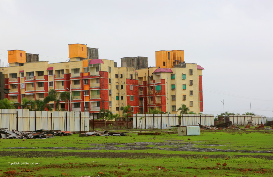 Mango houses apartment complex