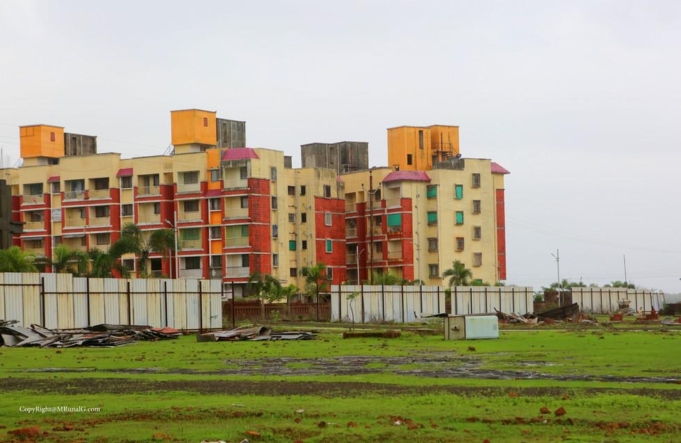 Mango houses apartment complex
