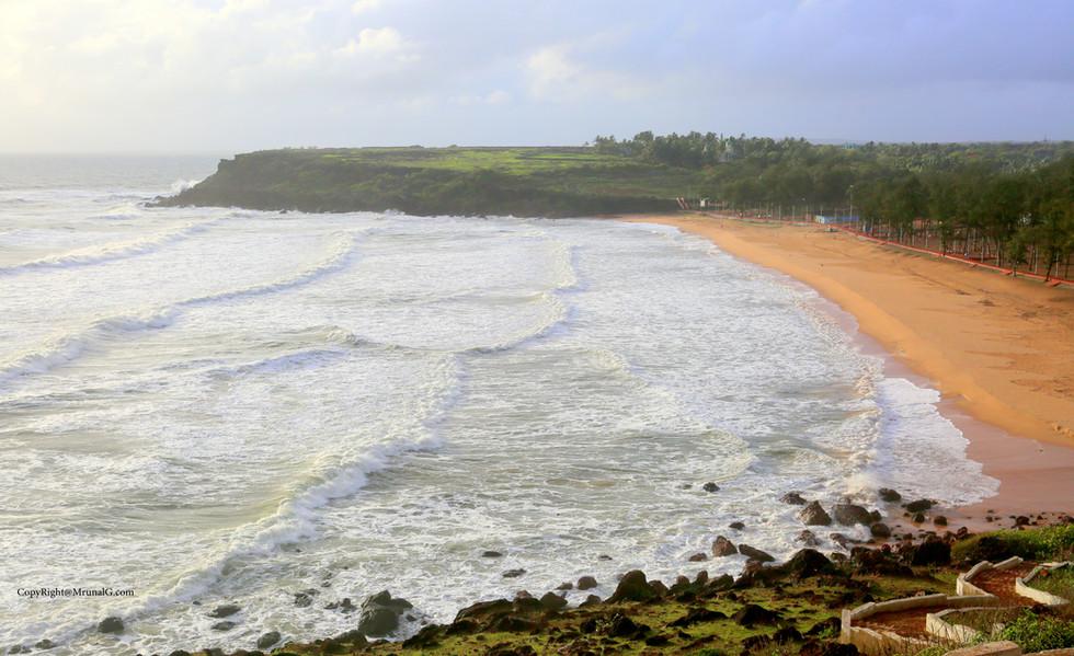 3.3 Devgad beach