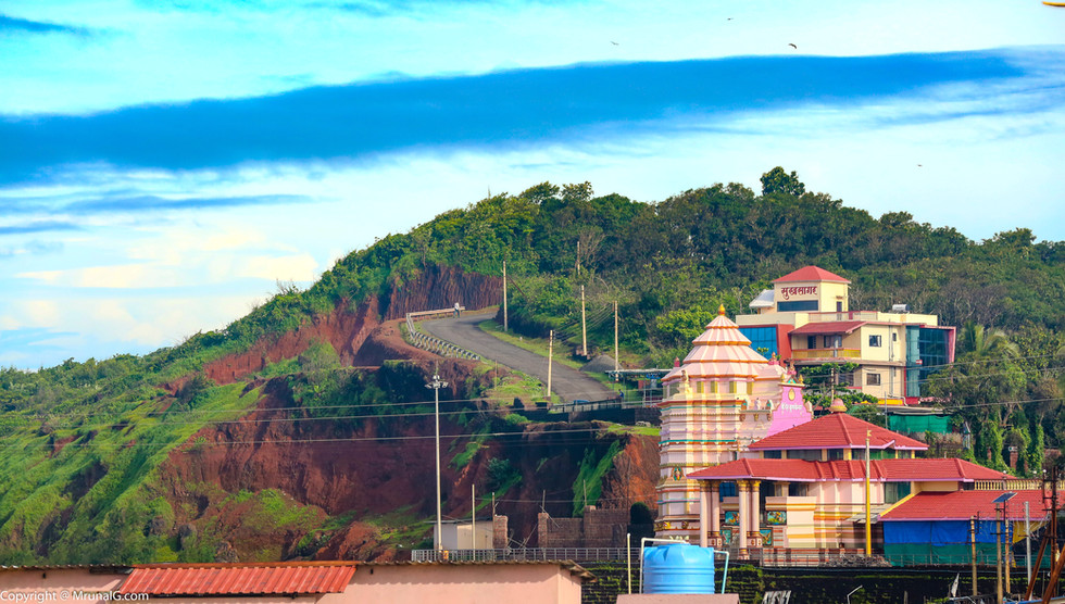 The Kunkeshwar temple of Lord Shiva