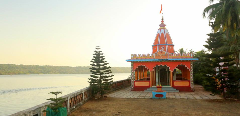 Temple at Vadatar