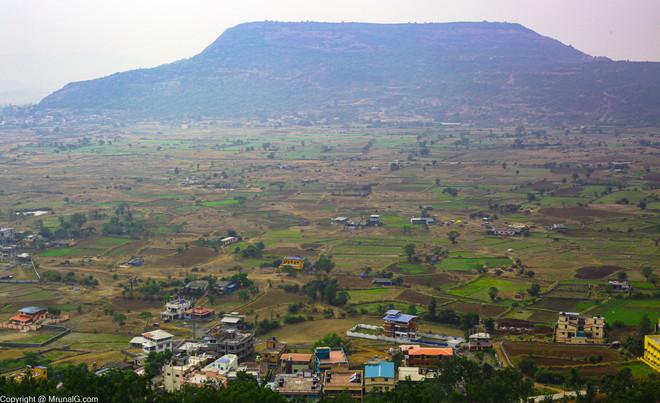 Karla village view