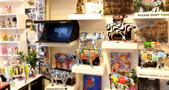 Cow museum Amsterdam