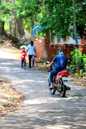 Malai to Devgad college road