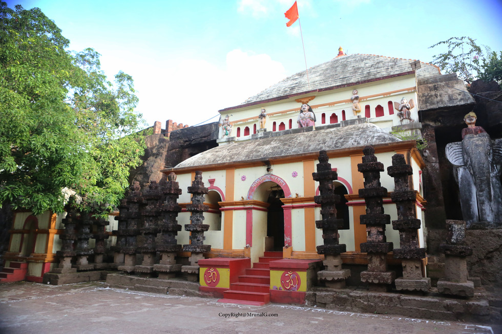 Vimleshwar stone temple