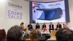 Cosmotalks at Cosmoprof