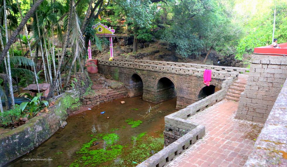 Vimleshwar temple bridge