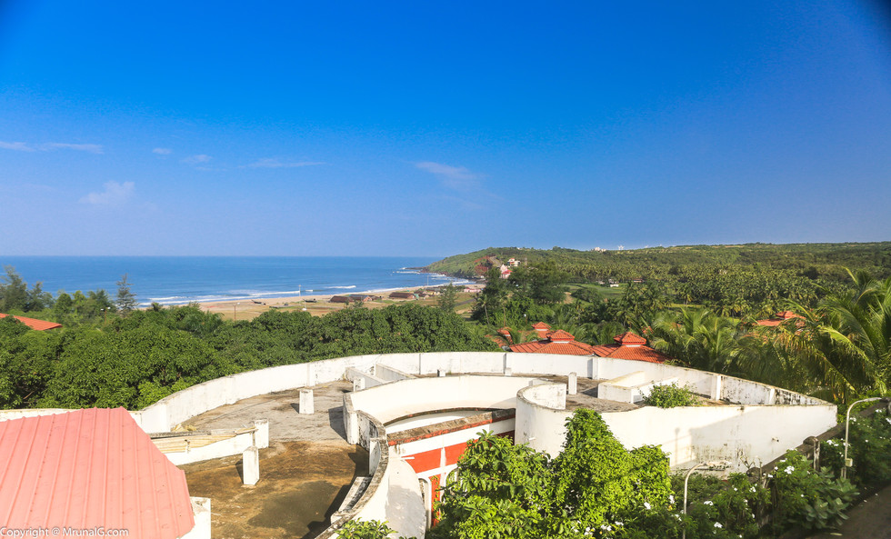 MTDC Kunkeshwar beach resort
