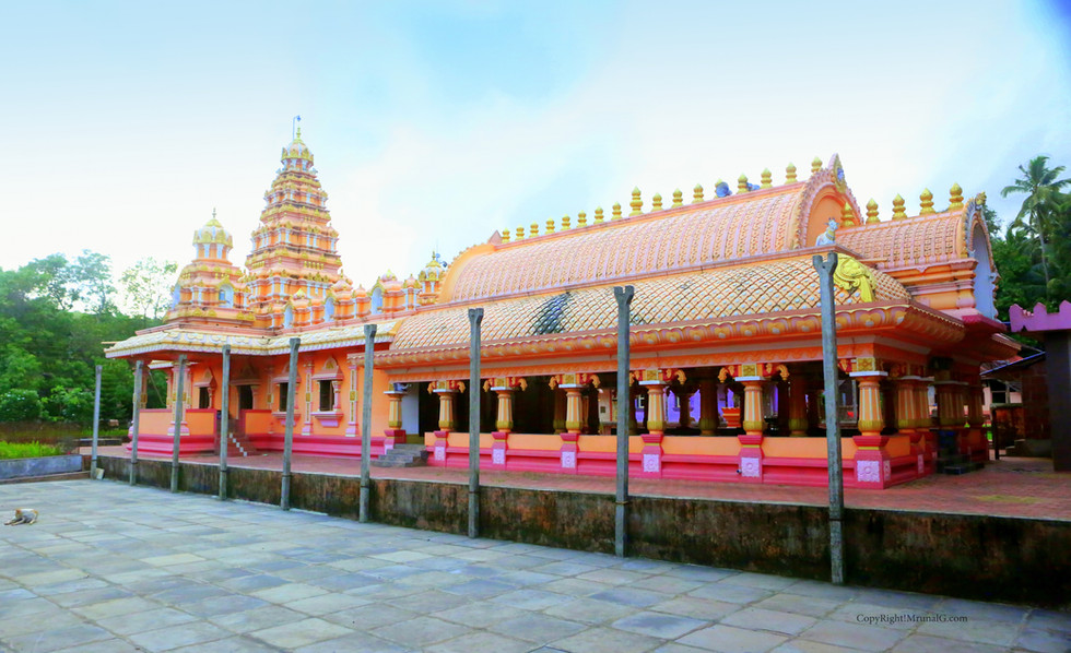 Rameshwar temple at Mithbav