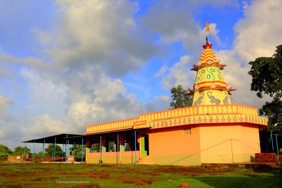 Mahalaksmi temple in Talebajar