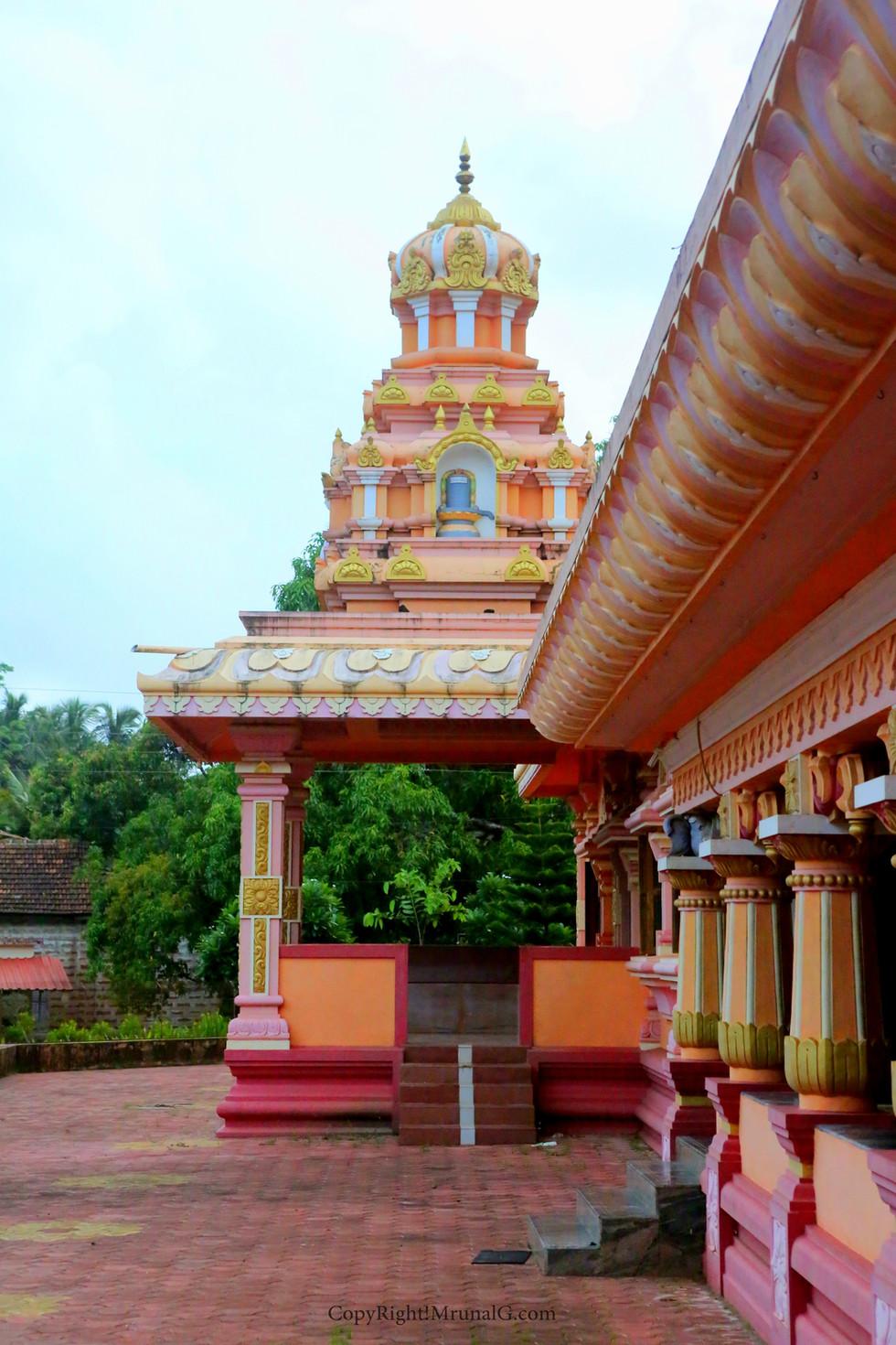 Rameshwar temple Mithbav
