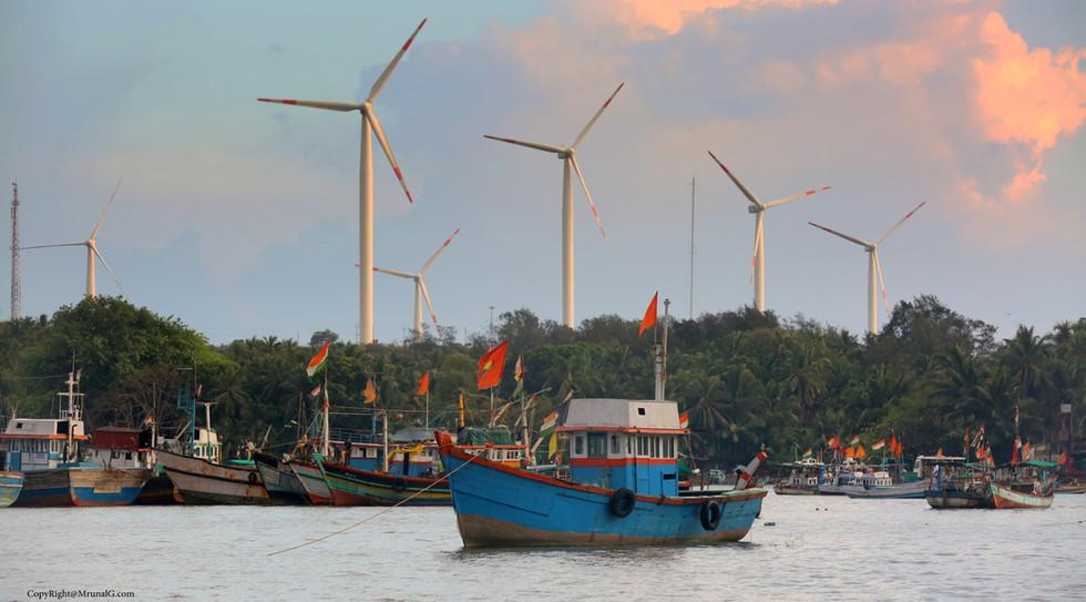 7.33 Devgad port area