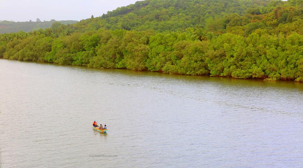 7.26 Mithbav creek water fishing