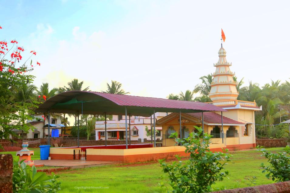Sai temple Talebajar