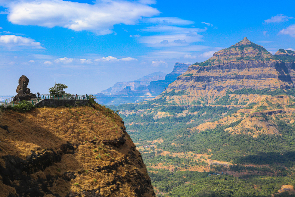 Click to see the Malshej ghat photos