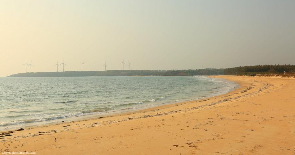 Mithmumbari beach