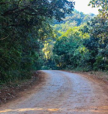 Lonavla to Tung fort road