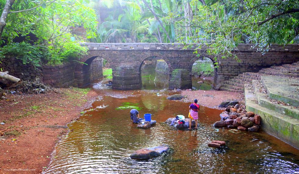 7.3 Vimleshwar temple water flow