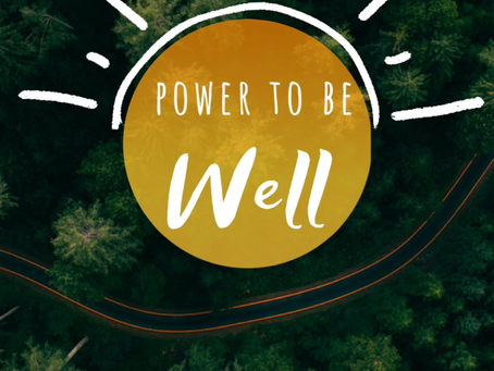 POWER TO BE WELL | Jessica Holt of Retrain Your Lifestyle