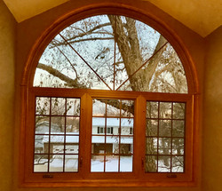 Casement, Picture, and Arched Window