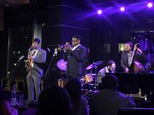 Dizzy's Club with Bruce Harris Quartet