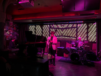 Ginny's Supper Club with Bruce Harris Quintet