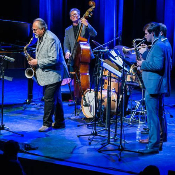 Joe Lovano plays Bernstein at The PEPSICO Performing Arts Center