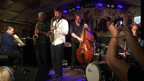 Sitting in with The Charles McPherson Quartet - Club Jamboree, Barcelona