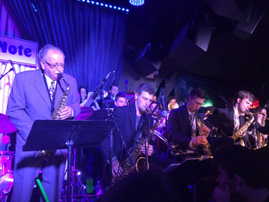PJO at Blue Note ft. Jerry Dodgion