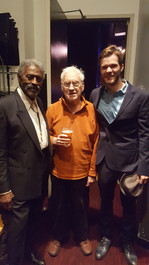 My alto heros Charles McPherson & Lee Konitz