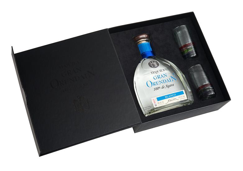Gran Orendain Blanco 100% Agave Ultra-Premium Individual Box
