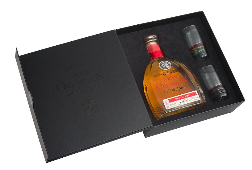 Gran Orendain Reposado 100% Agave Ultra-Premium Individual box