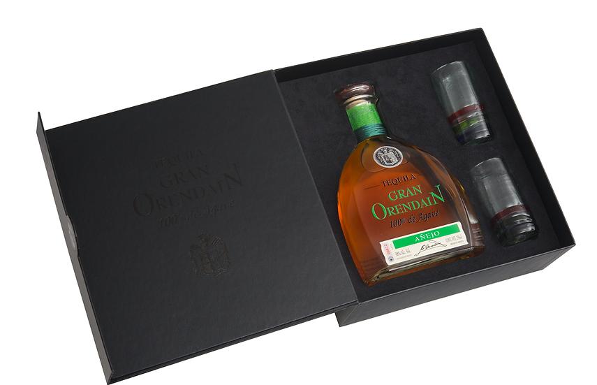 Gran Orendain Añejo 100% Agave Ultra-Premium Individual box