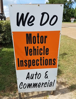 Motor Vehicle Inspections