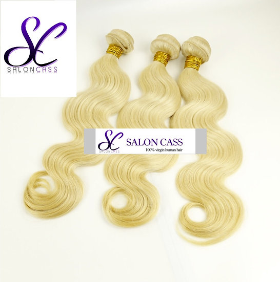 BLONDE BODY WAVE 613