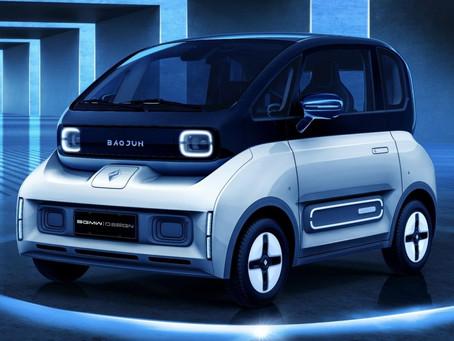 Novo carro elétrico da GM custa menos de R$ 45 mil