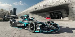 Aqui está ele, fantástico: O novo carro elétrico da Formula E.