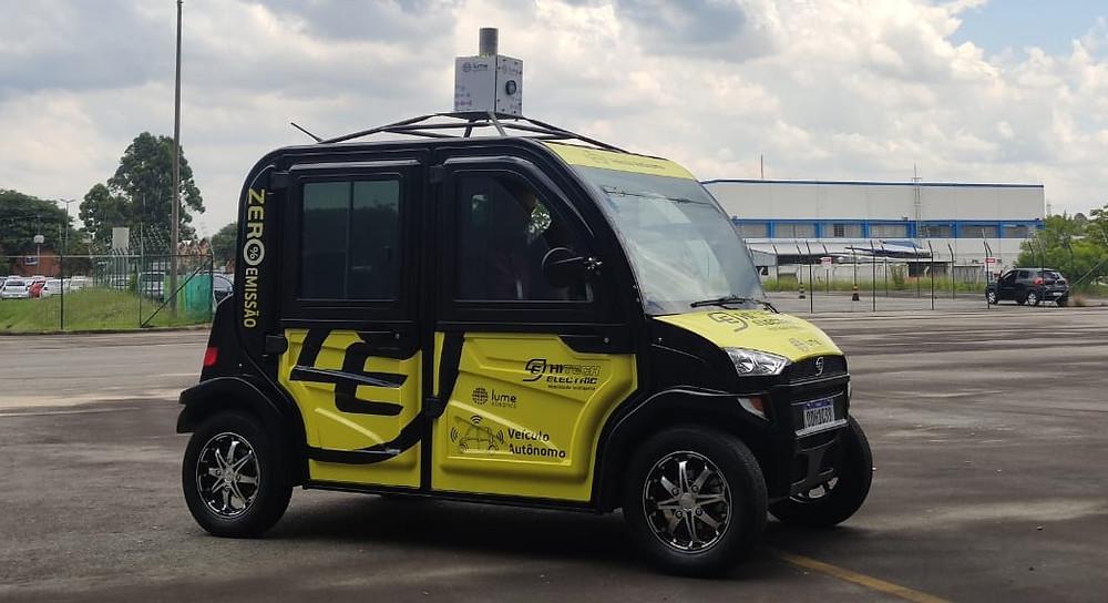 Novo e.coTech4 autônomo será distribuído por locação nas versões para transportes de passageiros ou de cargas (Crédito: Divulgação)