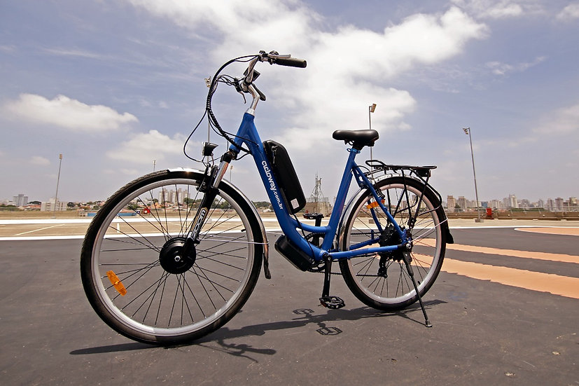 Bicicleta Elétrica YZ Cicloway