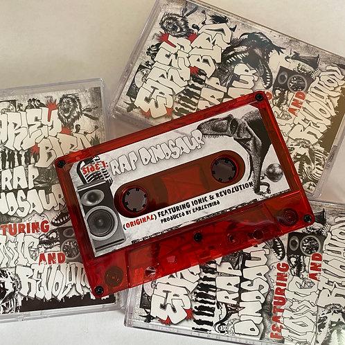 RAP DINOSAUR limited edition cassette