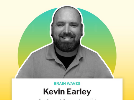 "Kevin ""Earleybird"" Earley on Brain Waves"