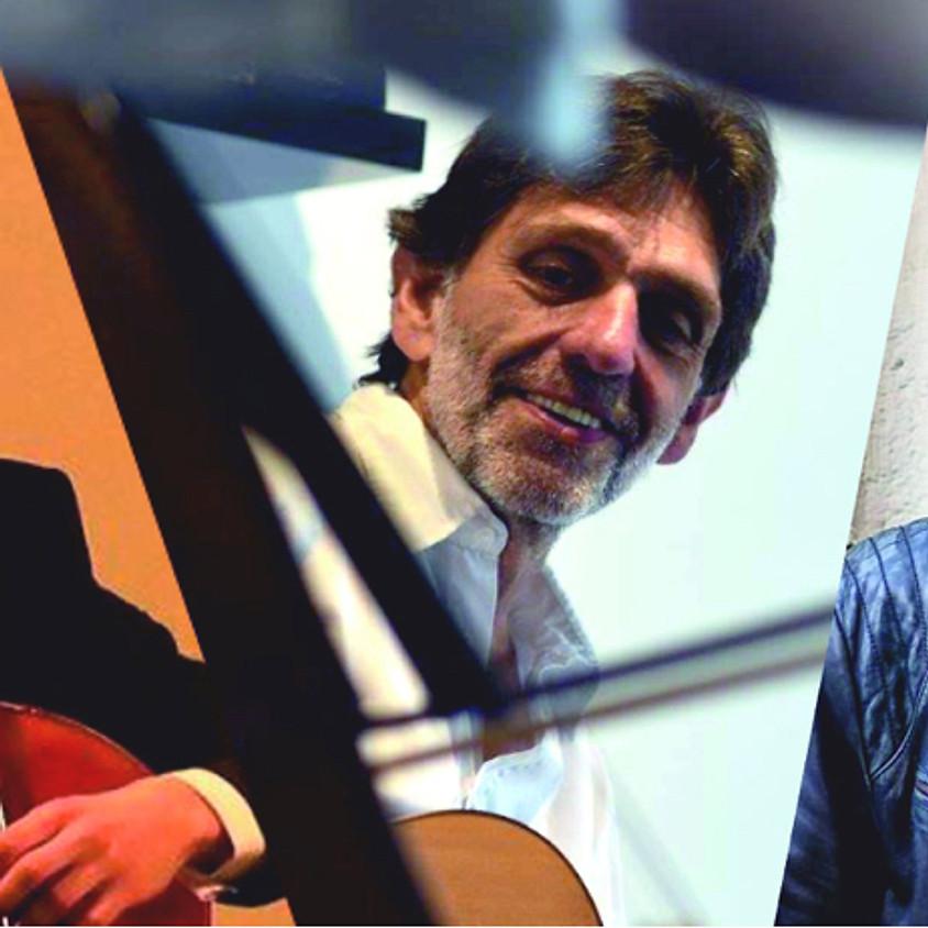 Born - Freundschaftstreffen - Stimme, Cello, Gitarre