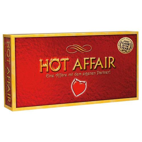 Hot Affair Brettspiel