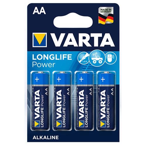 Varta Longlife Power Batterien AA