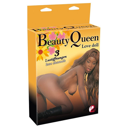 Verpackung Beauty Queen Love Doll Gummipuppe