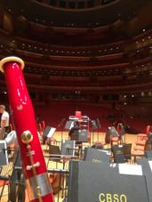 Right of Spring, Symphony Hall, Birmingham (2018)