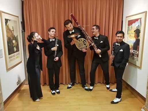 Leamington Music concert (2018)